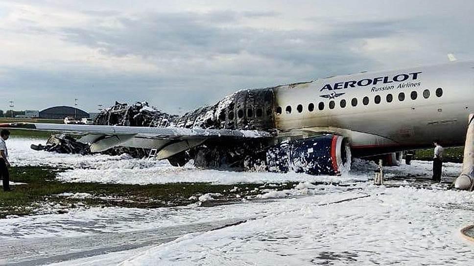 Слишком торопился: восстановлена полная картина катастрофы SSJ-100 в Шереметьево Авиация