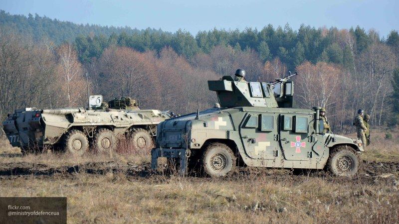 ВСУ минометами обстреляли Докучаевск — ДНР