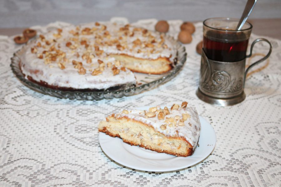 Торт лидия рецепт с фото