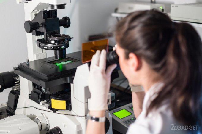 В США одобрена генная терапия для лечения рака