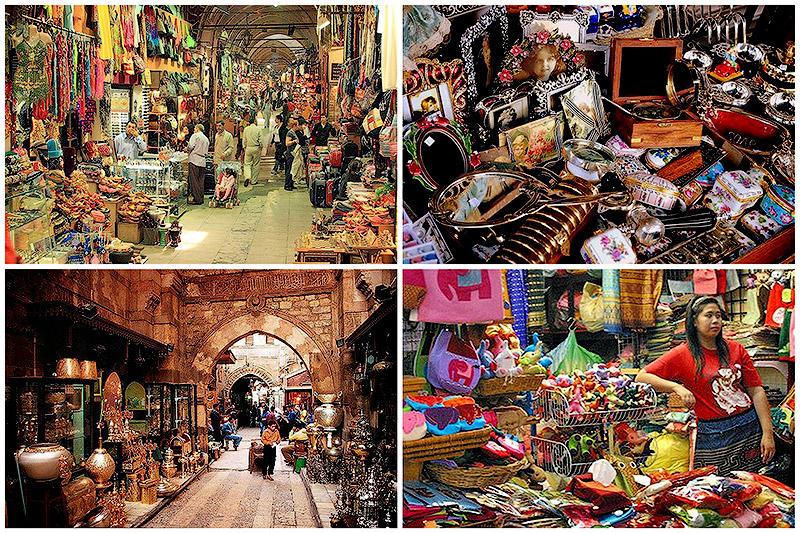 Самые интересные рынки в мире
