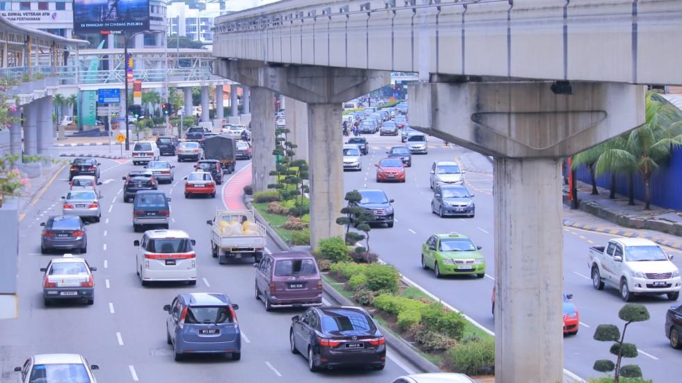 Автомобили в Малайзии