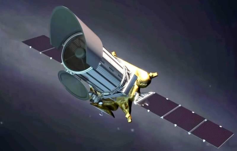 Запуск российского телескопа «Спектр-УФ» снова отложили