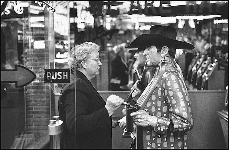 Эллиот Эрвитт - Лас-Вегас 1954 Весь Мир в объективе, история, фотография