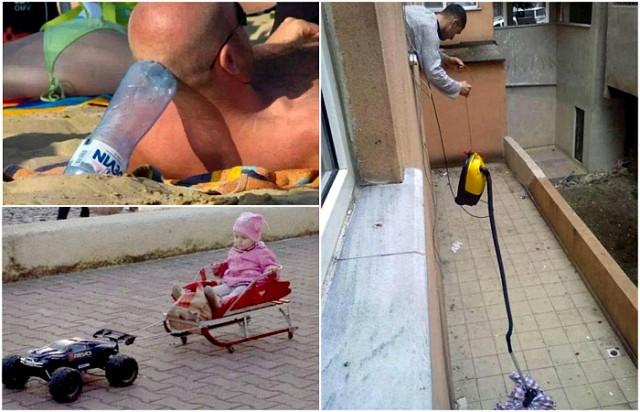 Забавные снимки, доказывающие, что лентяи — немного гении