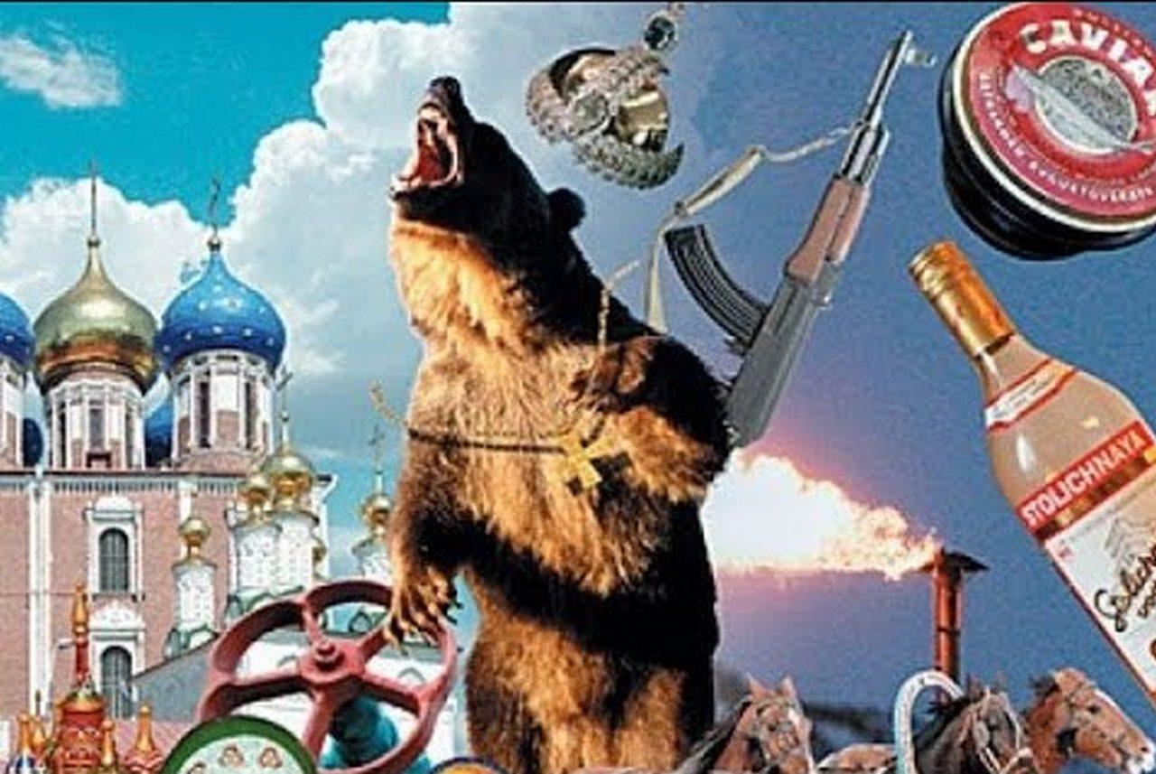 Лондон творит новый миф об империи зла