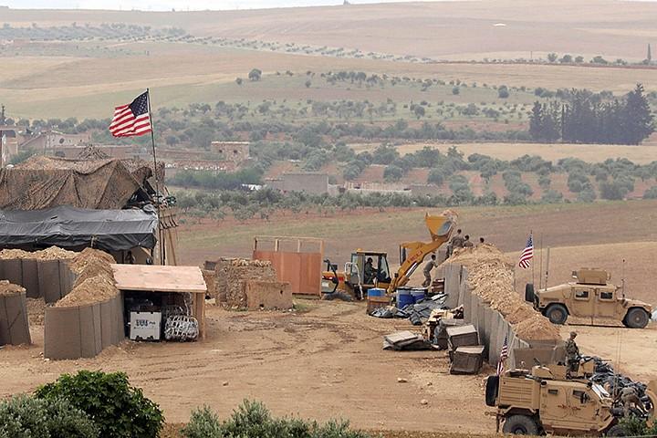 Коалиция США в очередной раз атаковала позиции сирийской армии