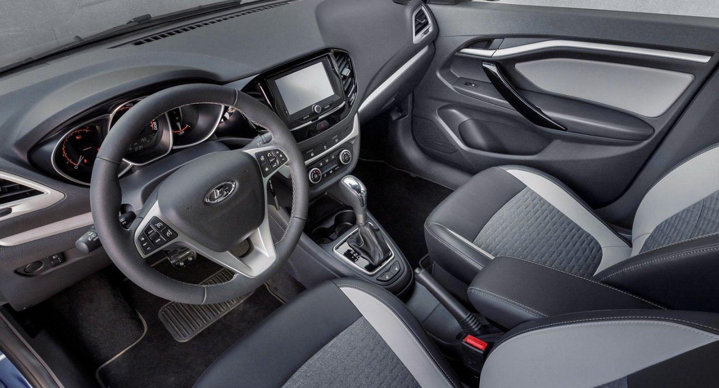 Как адаптировать в российском седане LADA Vesta скрытые опции Автомобили