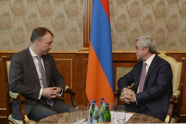 Доконца апреля Армения рати…