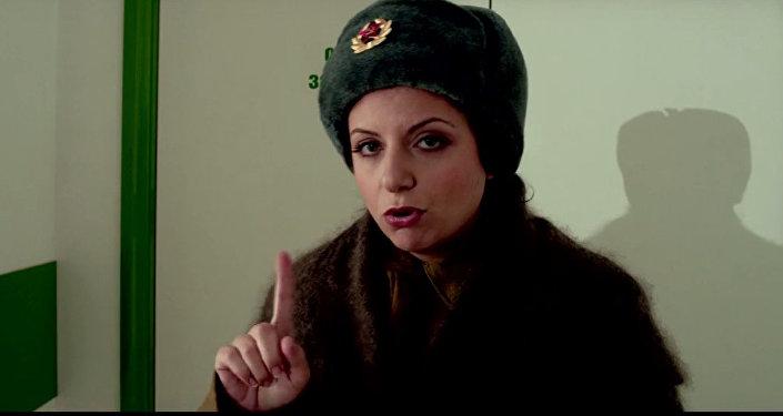 Маргарита Симоньян: Это вы включили в нас режим 'русские не сдаются'