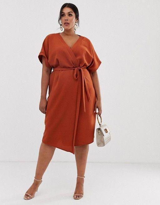 Платья на весну-лето 2020 plus-size