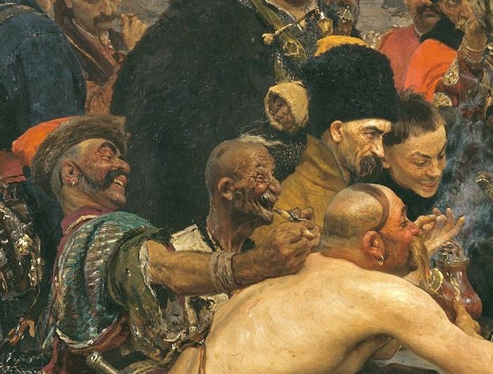 Картинки запорожцы козаки