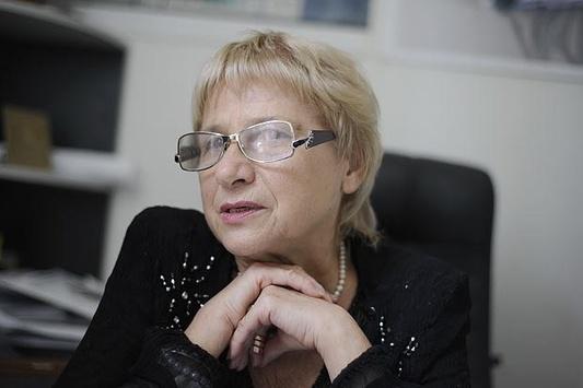 Известная галичанка похвалила Донбасс и заявила, что ей стыдно за свой родной регион