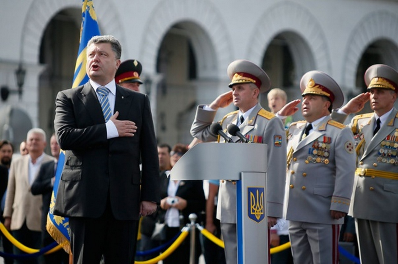 На Украине у власти окажется «свой» Аугусто Пиночет?