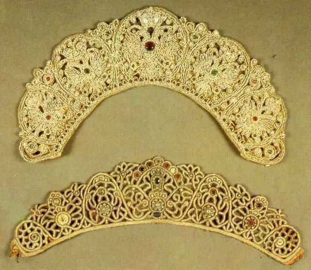 Венец Кокошник, головные уборы, женщины, народ, русские, традиции, шапка