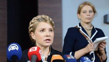 WikiLeaks заподозрил Тимошенко в связях с криминальным миром