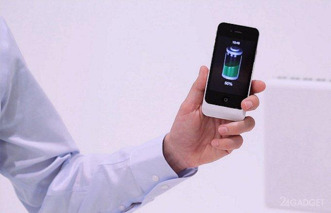 Найден способ заряжать смартфон с помощью воздуха