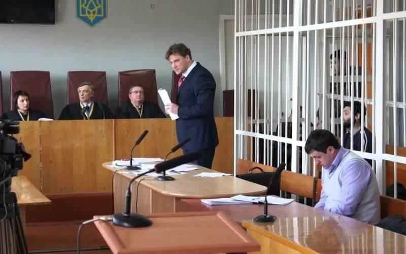 Судебный абсурд: под диктовку СБУ, под контролем «побратимов»