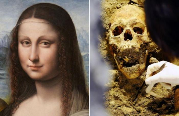 Найдены останки Моны Лизы