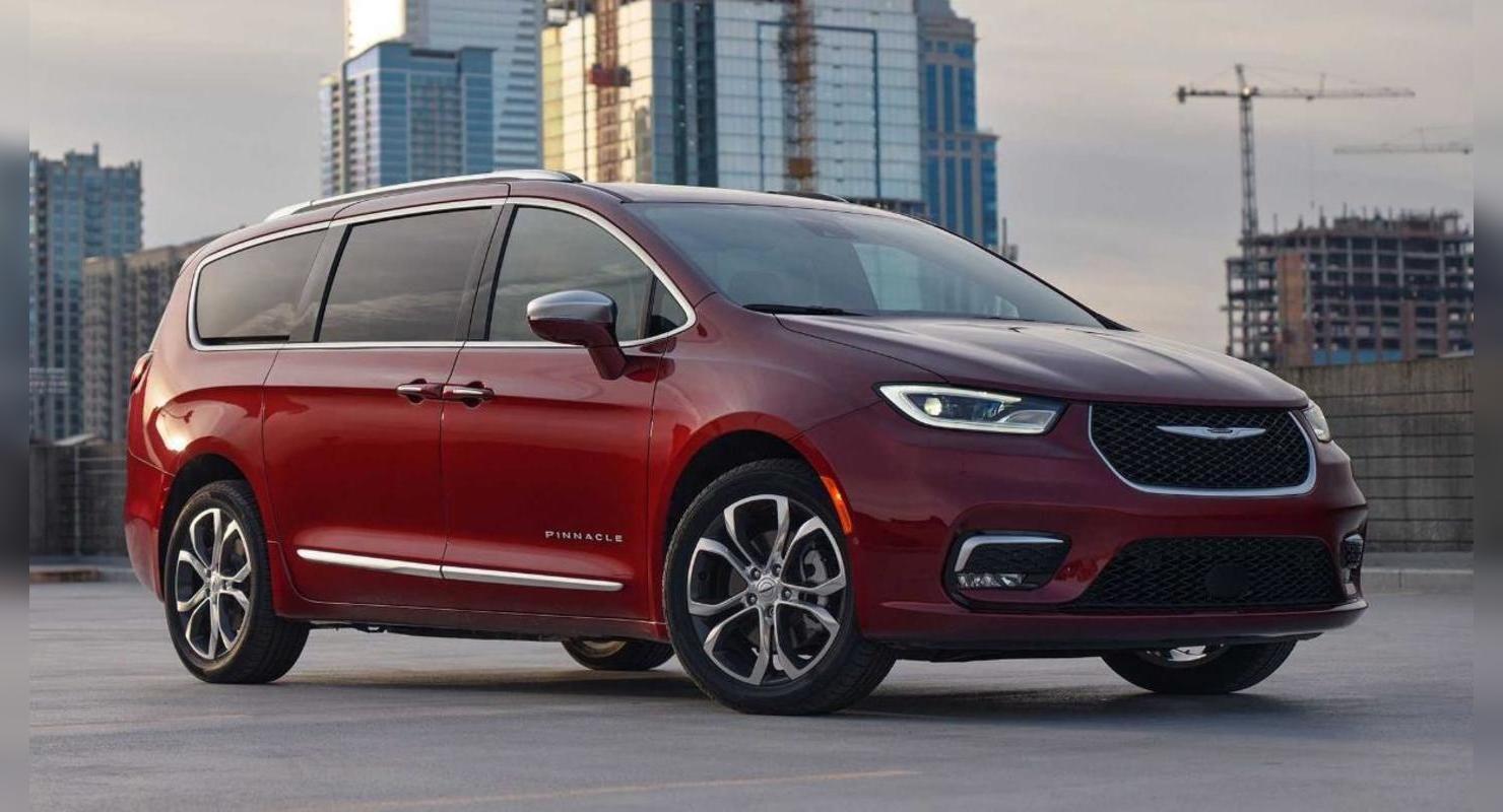 Chrysler предлагает сэкономить при покупке новой версии Pacifica Pinnacle Автомобили
