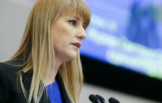 Скандал набирает обороты: Журова вступилась за футболистов в споре о присуждении ЗМС