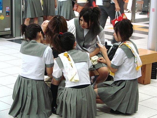 Школьная  форма  народов  мира