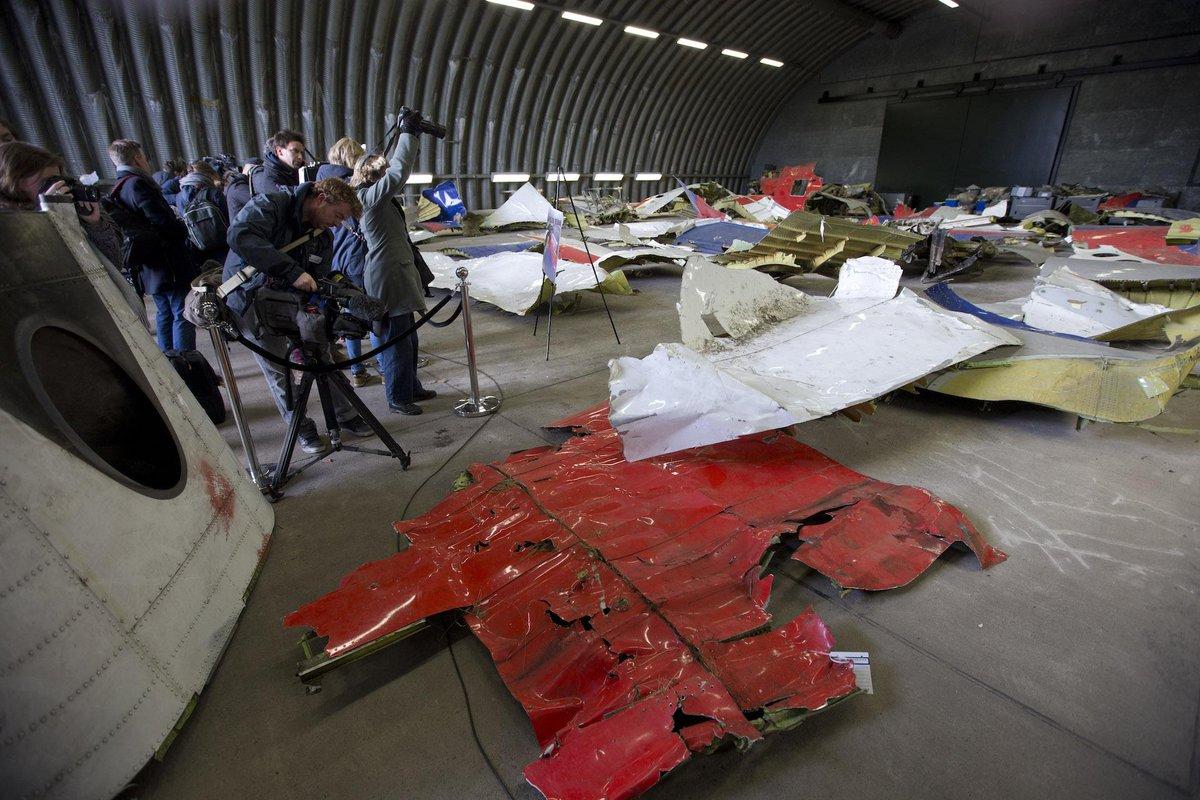 Голландские следователи продолжают бессовестно лгать по поводу инцидента с МН-17