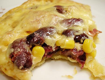 Antipasti «Yellow Corn & Red Bean» или просто отличная закуска!