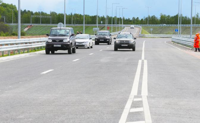 На зависть Крымскому мосту: Ротенберг построит дорогу за 1,5 триллиона