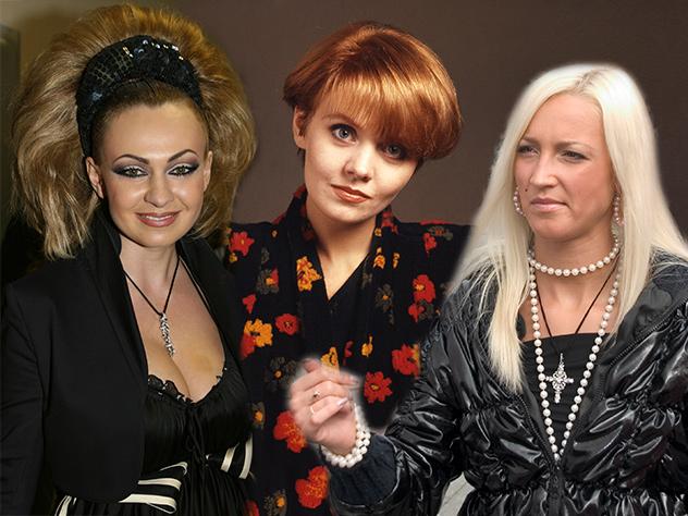 Как изменились звезды российского шоу-бизнеса