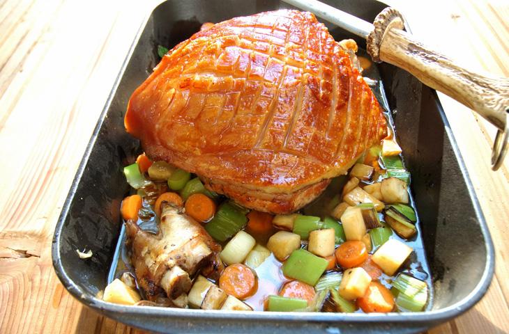 Буженина: каноны приготовления главного мясного блюда русской кухни