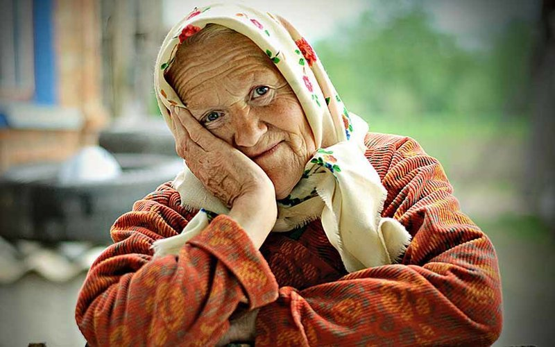 Добро возвращаетÑÑ Ð¡Ð°Ð½Ð¸ÐµÑ…Ð½Ð¸Ðº, бабушка, добрый поÑтупок