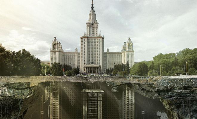 Город под Москвой: диггеры с камерой спустились сеть тоннелей, построенных во времена СССР