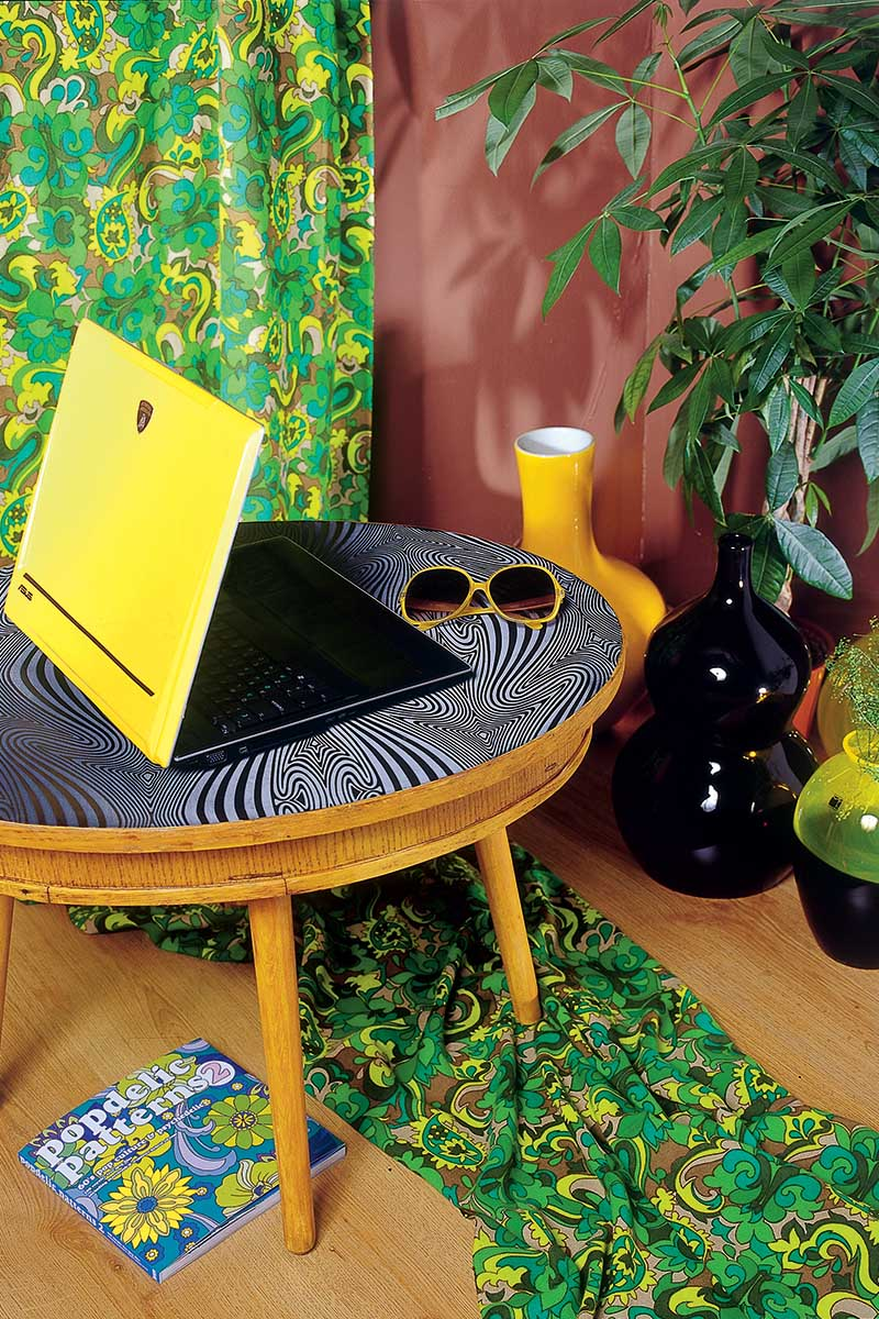 Обновляем дачную мебель: модный декор своими руками