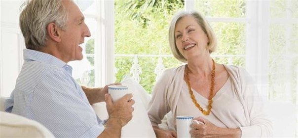 Чистка организма в пожилом возрасте