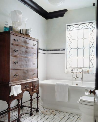 Викторианский Ванная комната by Panageries