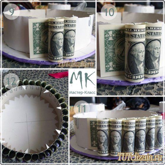 Как делают деньги своими руками