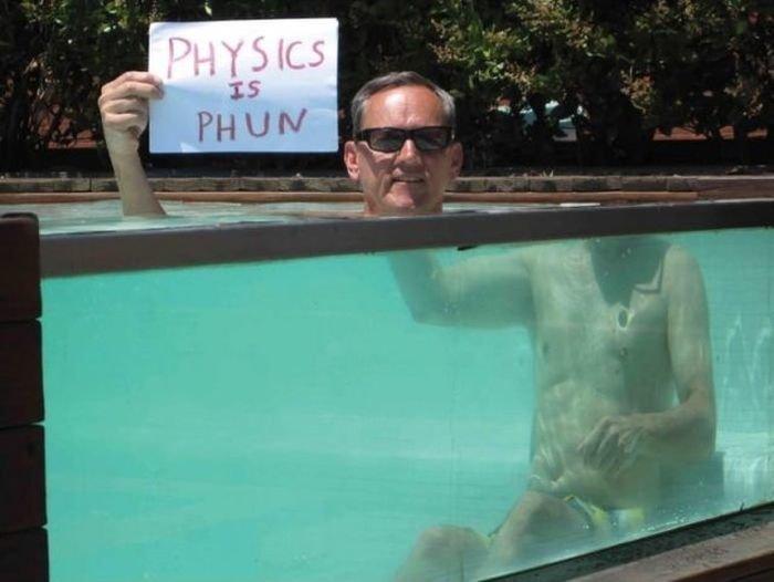 Занимательная оптика наука, оптика, физика