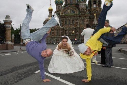 Свадебные фотографии, которы…