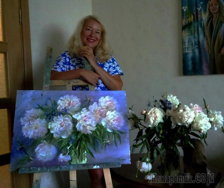 Пишу душой и для души. Тамара Масленик