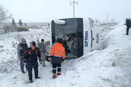 Стало известно о состоянии пострадавших в ДТП в Турции россиян