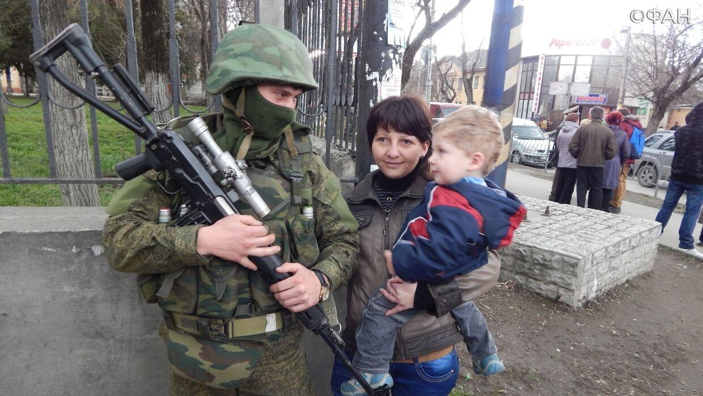 Ковитиди раскрыла, что оставили «вежливые люди» в здании Совмина Крыма в 2014 году
