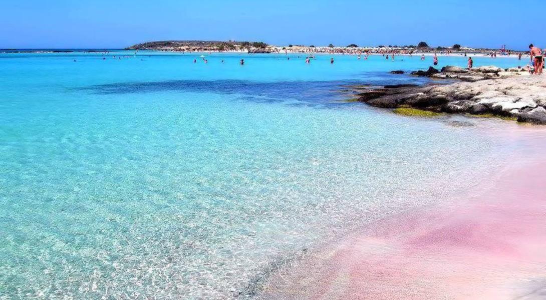 Пляжи, где можно обойтись без розовых очков
