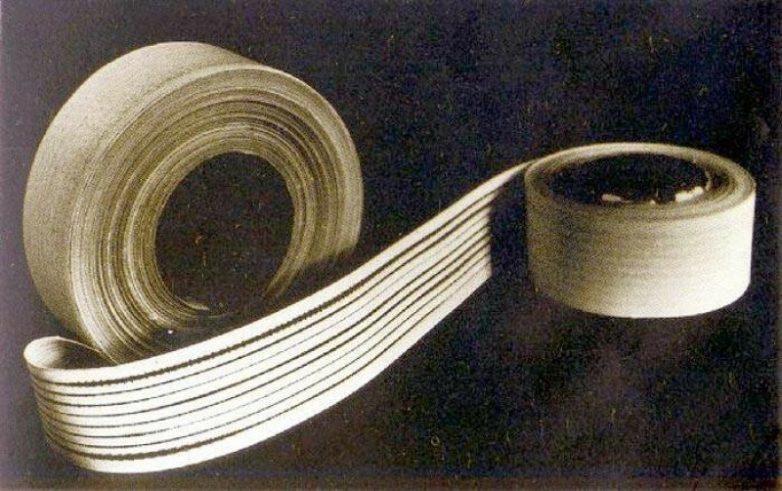 Говорящая бумага:  бабушка магнитофонов — это  ноу-хау из СССР