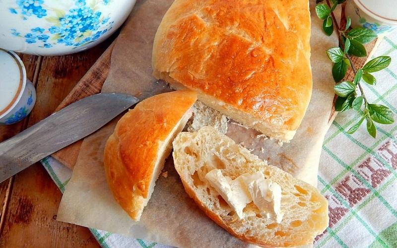 Хлебные изделия в домашних условиях: четыре образцовых рецепта