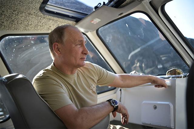 Владимир Путин рассказал о том, когда женится