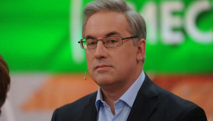 Телеведущий Андрей Норкин выгнал из студии украинского политолога новости,события