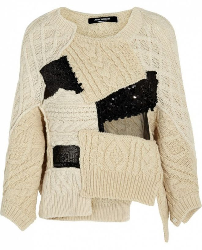 8 оригинальных идей переделки свитера в стильную и модную вещь