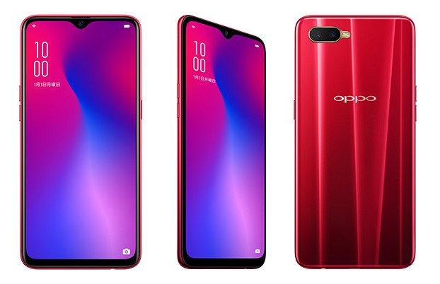 OPPO анонсировала смартфоны OPPO RX17 Pro и R1X Neo для Европы android, oppo