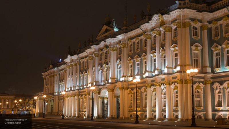 Зимний дворец закроют из-за встречи Путина и Курца